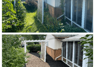 Landscaping Install BeforeAfter_1